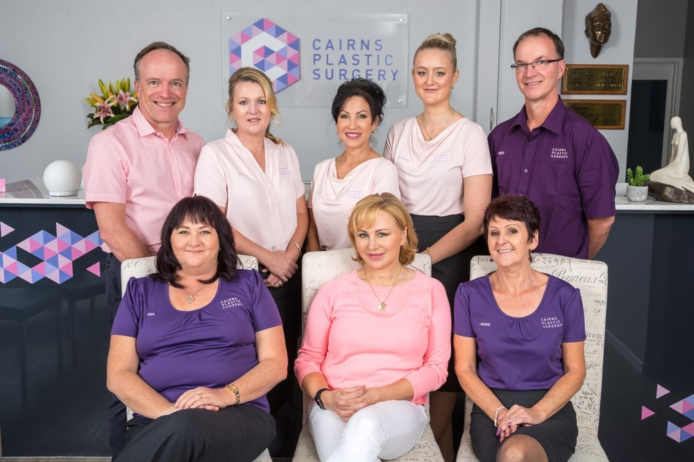 About Cairns Plastic Surgery Team
